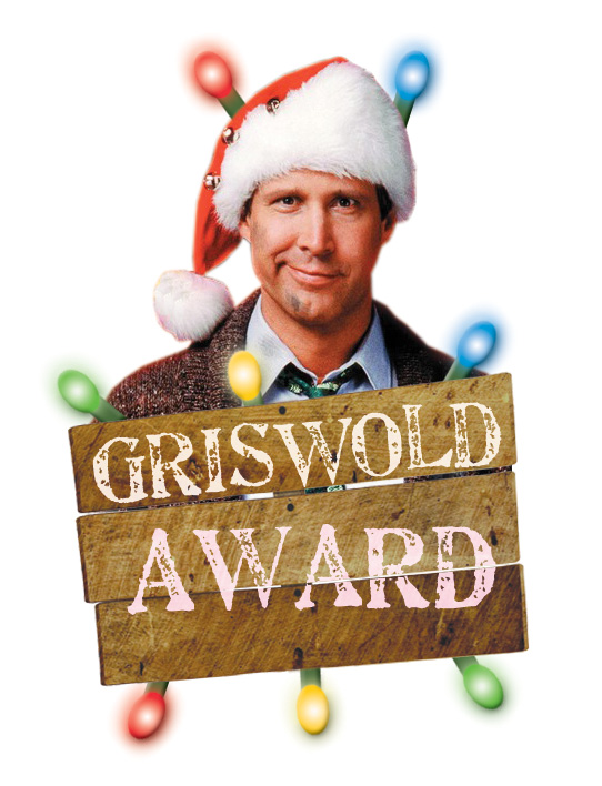 Clark Griswold Christmas Lights