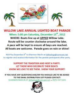 willow lake parade 2012