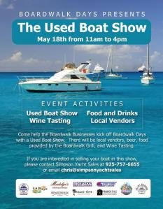 boat show may 18